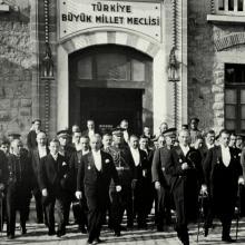 Atatürk ve Meclis Müzesi(ANKARA)